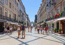 Clima em Lisboa: verão