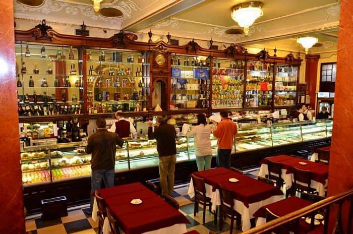 Cafés clássicos de Lisboa