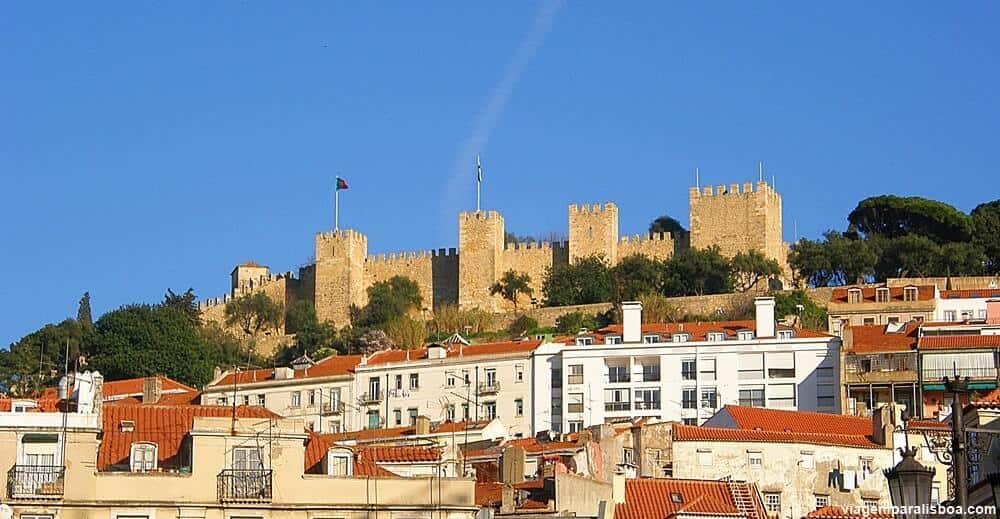 castelo de sao jorge lisboa 1 - Dicas de Lisboa: tudo o que você precisa saber!