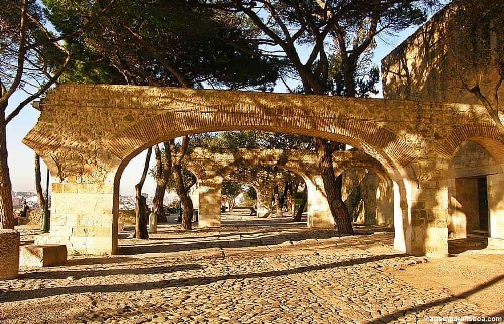 Museus de Lisboa Castelo