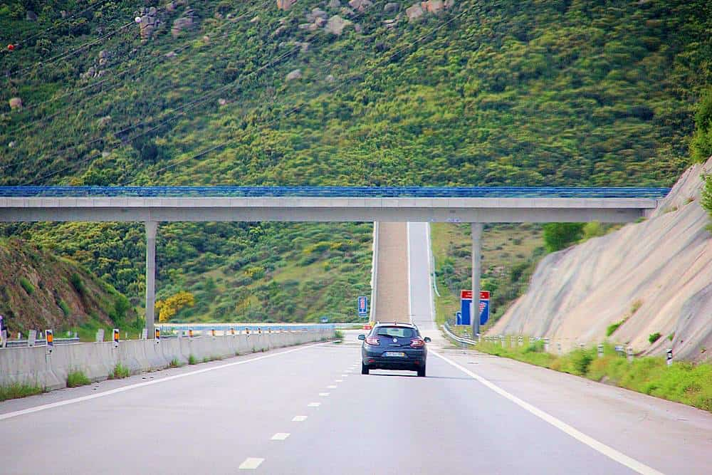 como chegar a Lisboa de carro