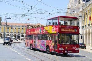 hop on hop off em Lisboa