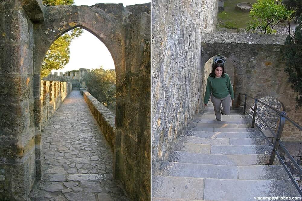 Lisboa e o Castelo de São Jorge