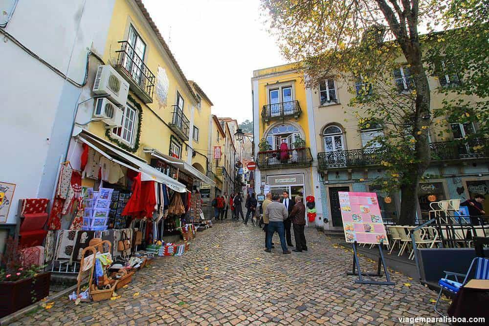Lisboa Sintra em um bate e volta