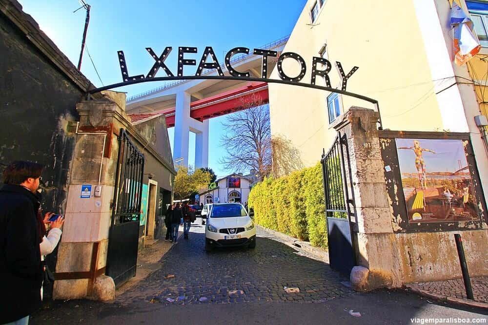 o que fazer em Lisboa: LX Factor