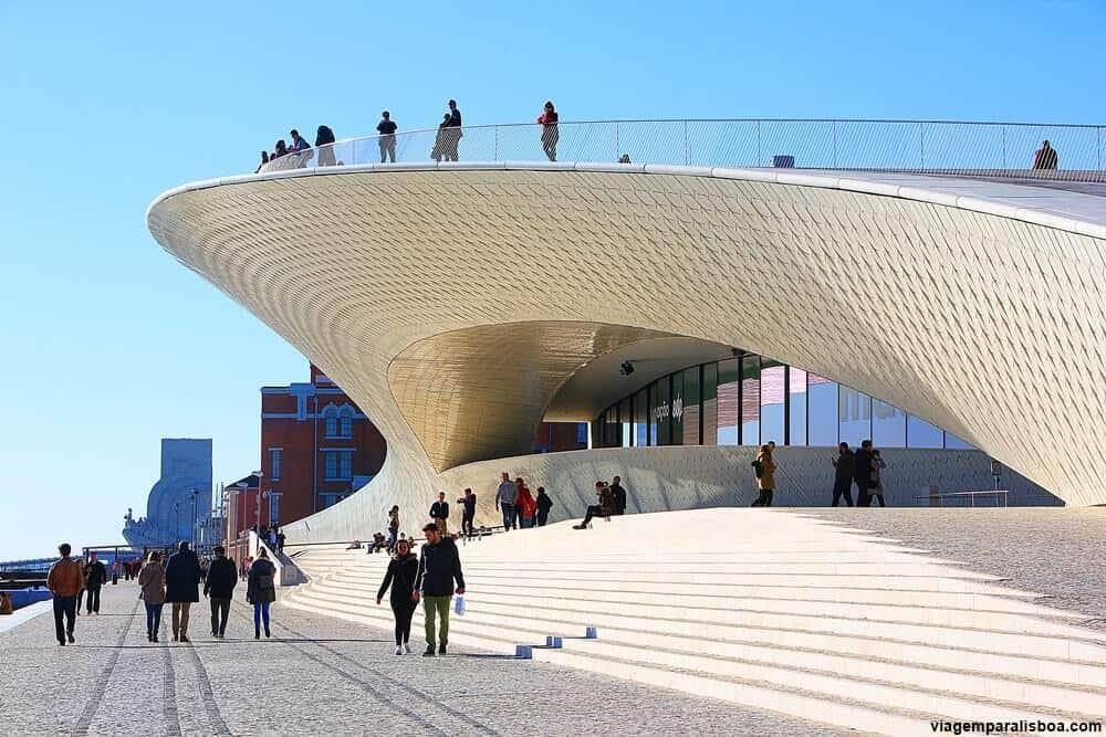 MAAT museu em Lisboa