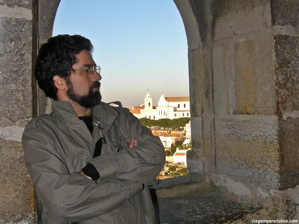 Mirantes em Lisboa