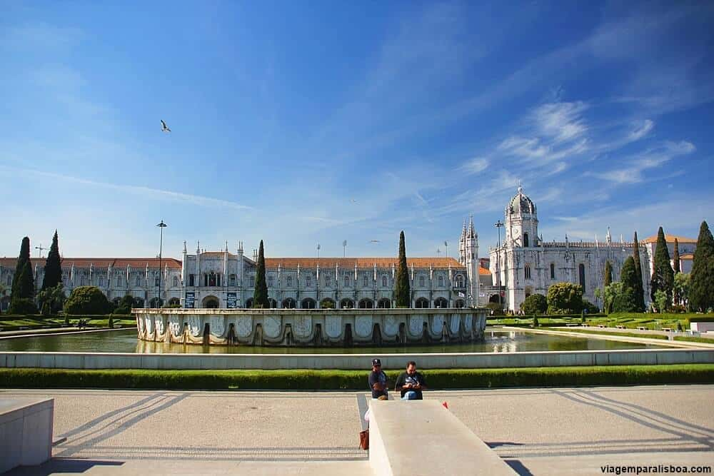 Mosteiro dos Jerónimos em Belém, Lisboa