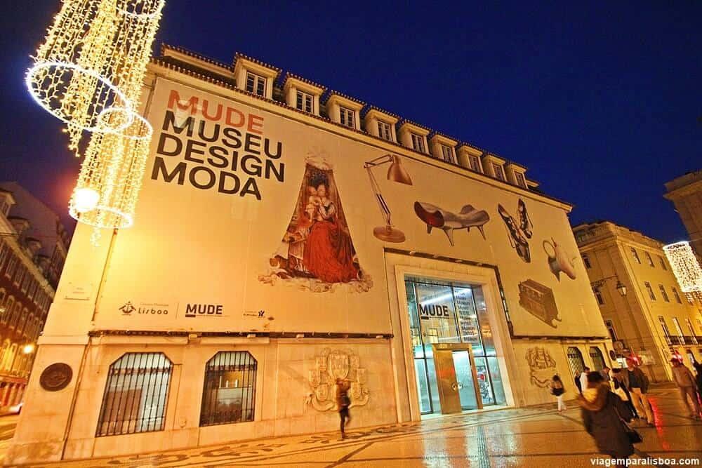Museus de Lisboa - MUDE