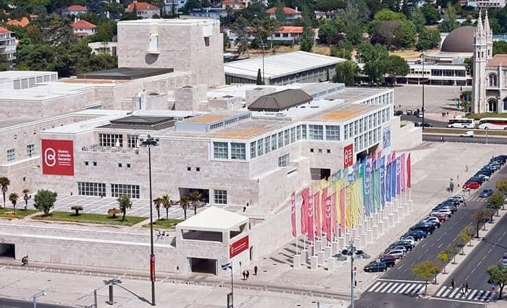 Museus em Lisboa Coleção Berardo