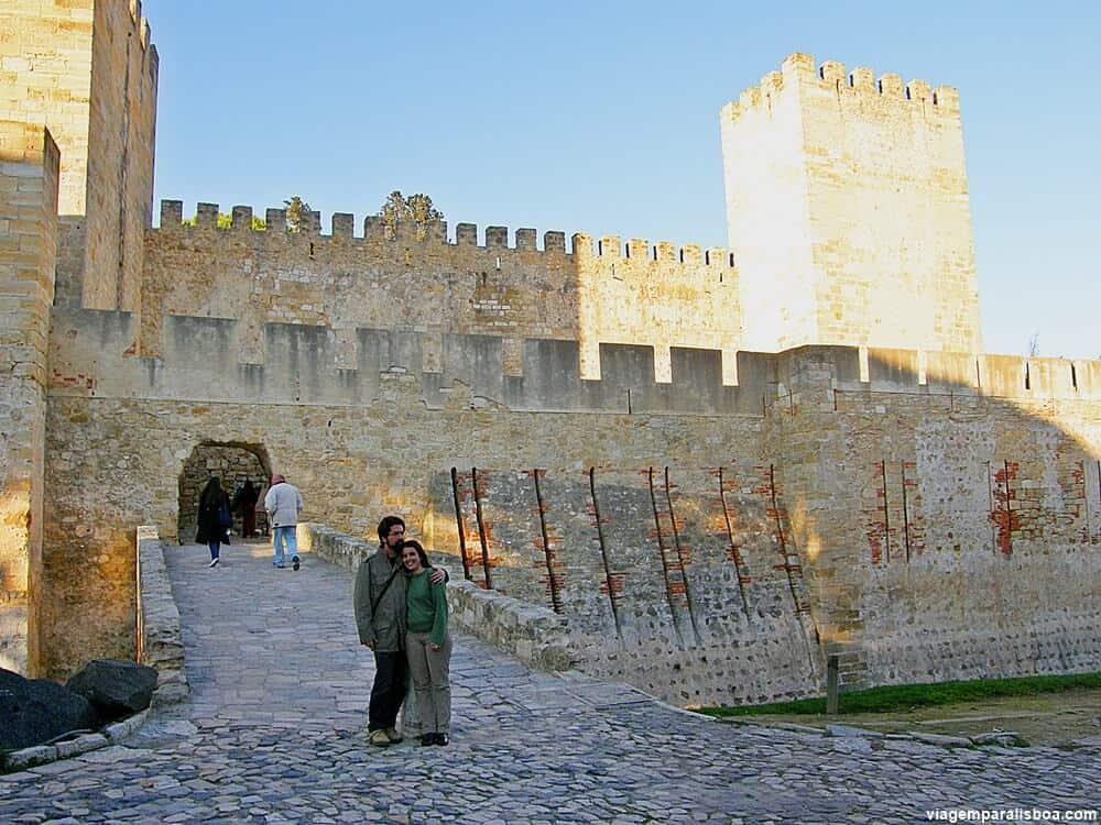 O que fazer em Lisboa: Castelo de São Jorge