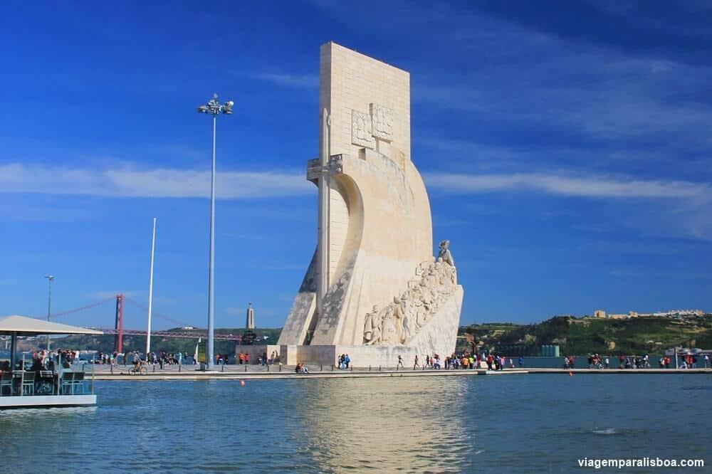 Padrão dos Descobrimentos em Belém, Lisboa