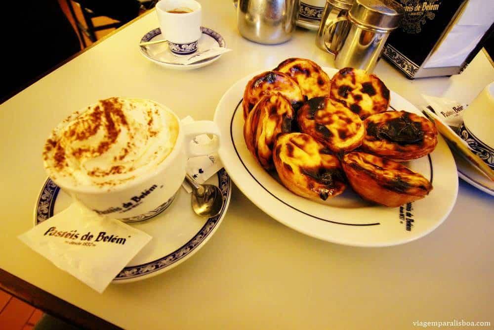 pastel de belem - Dicas de Lisboa: tudo o que você precisa saber!
