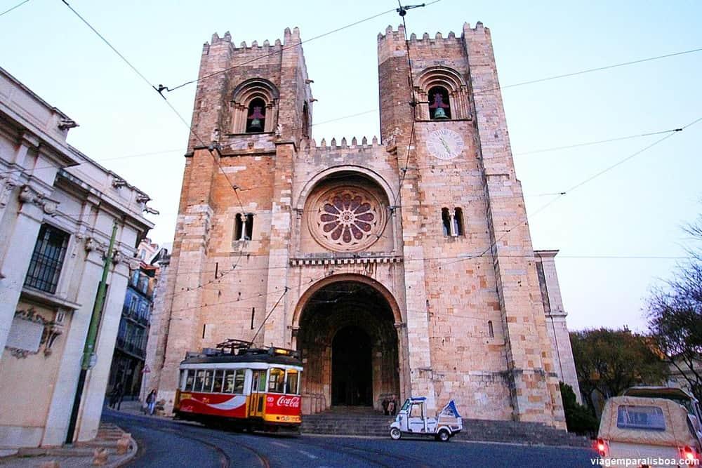 Igreja da Sé de Lisboa