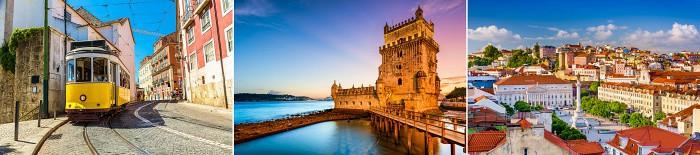 Viagem para Lisboa