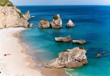 Praias perto de Lisboa