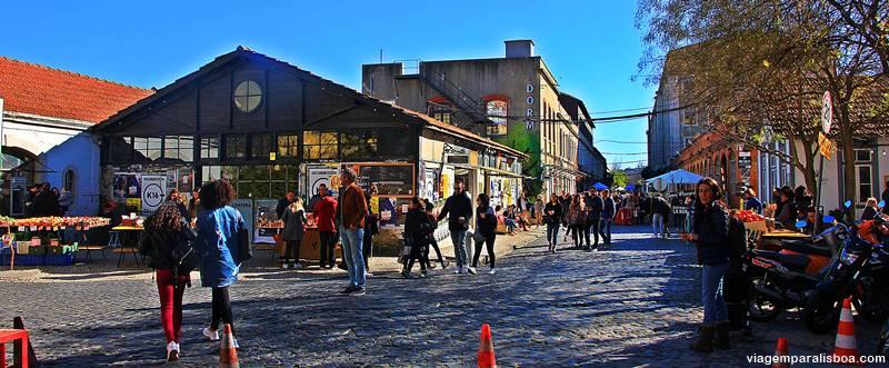 O que fazer em Lisboa: LX Factory