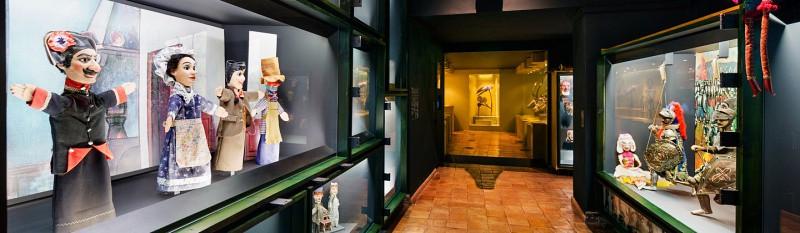 Museu das Marionetas em Lisboa