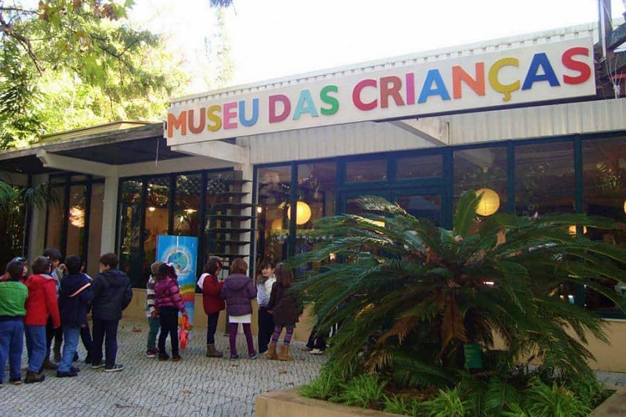 Museu dos Crianças em Lisboa
