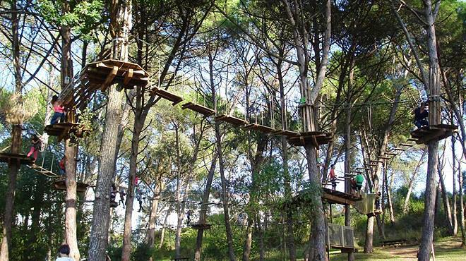 Adventure Park em Lisboa