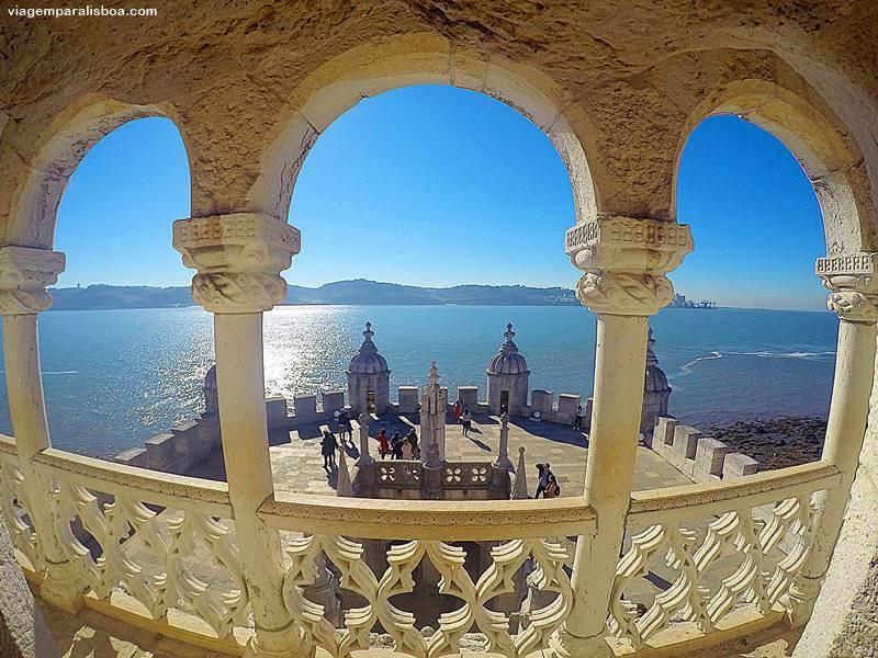 Mirante da Torre de Belém
