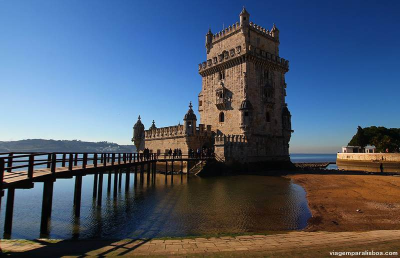 como visitar a Torre de Belém em Lisboa