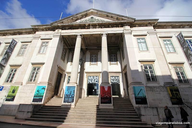Museu de Historia Natural de Lisboa