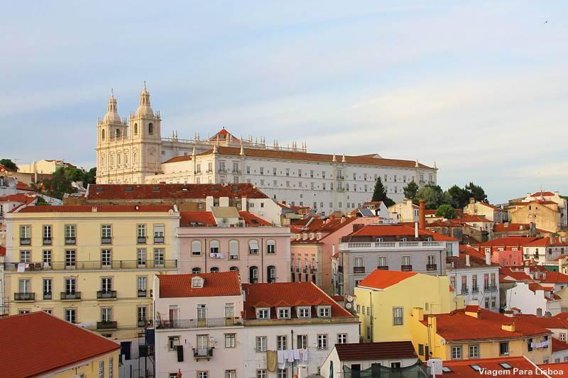 Igreja de São Vicente Lisboa