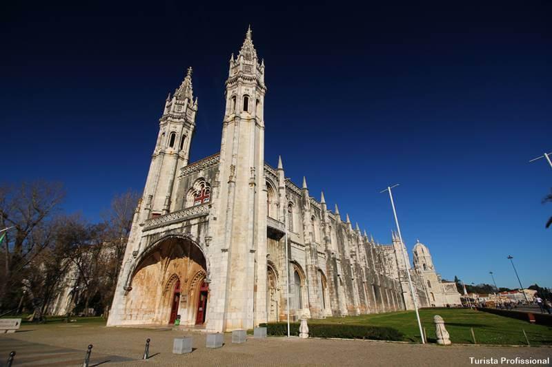 Mosteiro dos Jerônimos em Belém, Lisboa