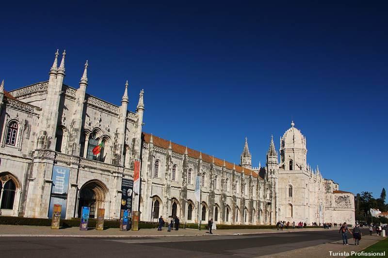 Mosteiro em Belém, Lisboa