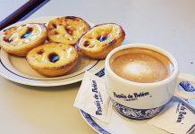 Pastéis de Belém em Lisboa