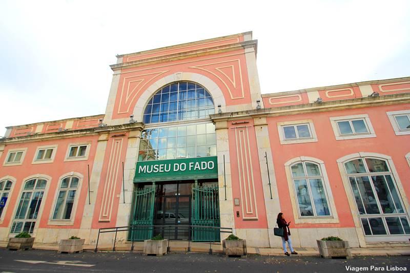 Museu do Fado em Lisboa, Portugal