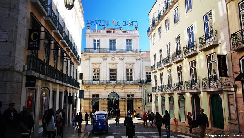 Armazéns do Chiado em Lisboa