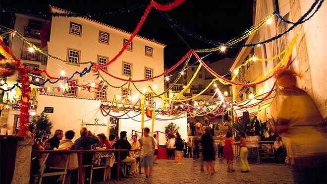 Festa de Santo Antonio em Lisboa
