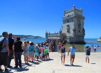 Lisboa no verão