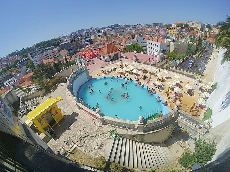 Verão em Lisboa