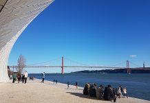 Ponde 25 de Abril em Lisboa