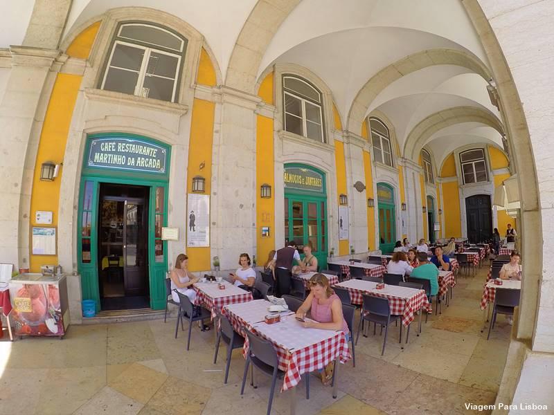 Café Restaurante Martinho da Arcada
