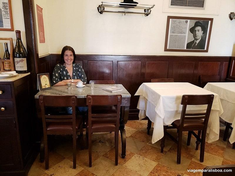 Martinho da Arcada, o café mais antigo de Lisboa