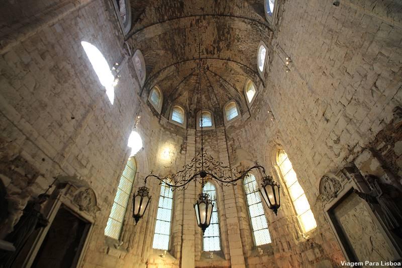 Igreja do Carmo por dentro