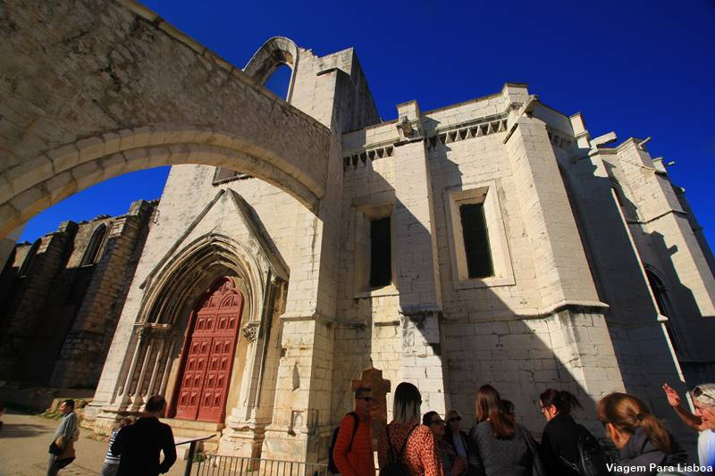 Igreja do Carmo em Lisboa