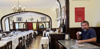 Restaurante em Lisboa