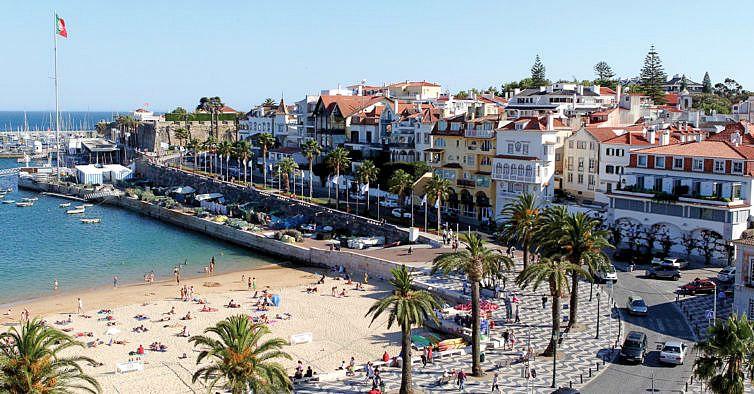 Bate e volta de Lisboa para Cascais