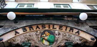 A Brasileira em Lisboa