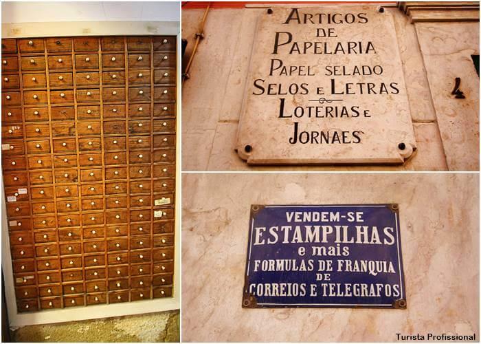 lojas curiosas em Lisboa