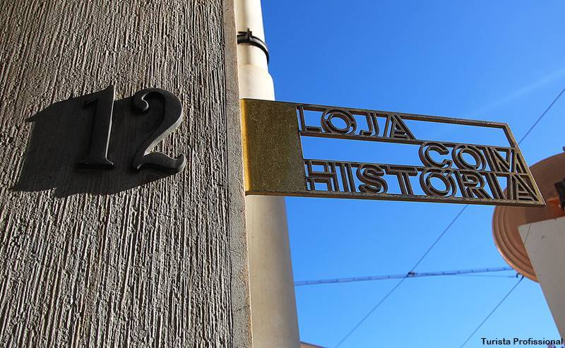 lojas com história em Lisboa