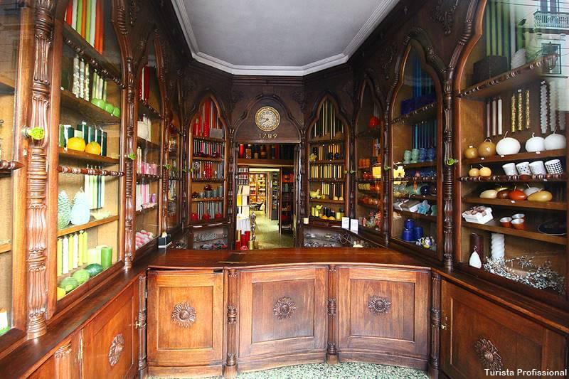 lojas históricas em Lisboa no Chiado