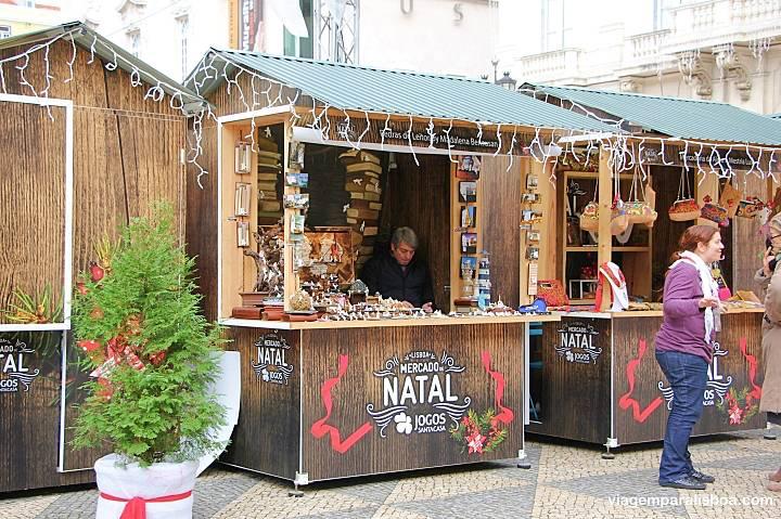 O que fazer no Natal em Lisboa