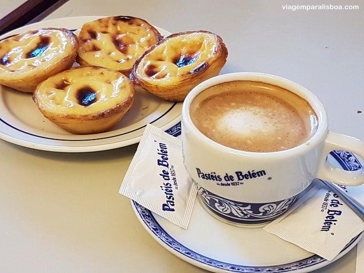 Onde comer no Bairro de Belém em Lisboa