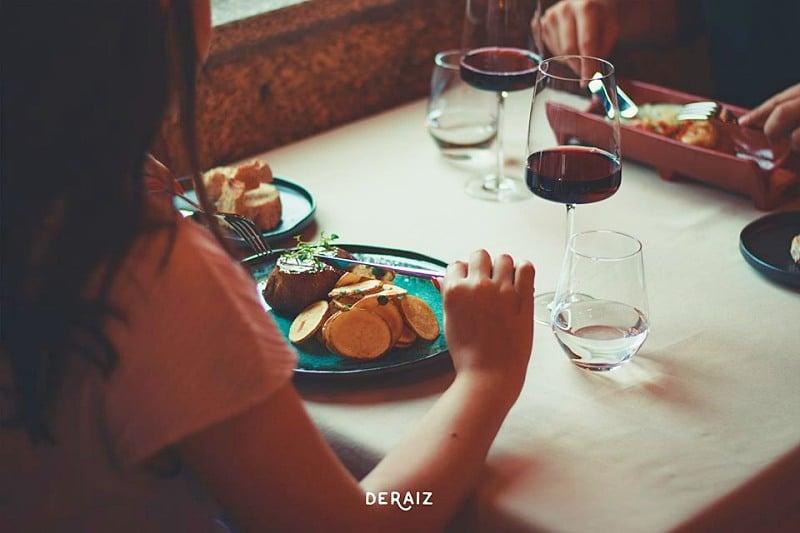 Restaurante de Raiz - Viseu